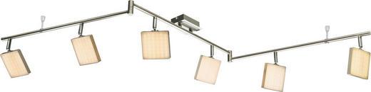 LED-STRAHLER - MODERN, Kunststoff/Metall (168/21,5cm)