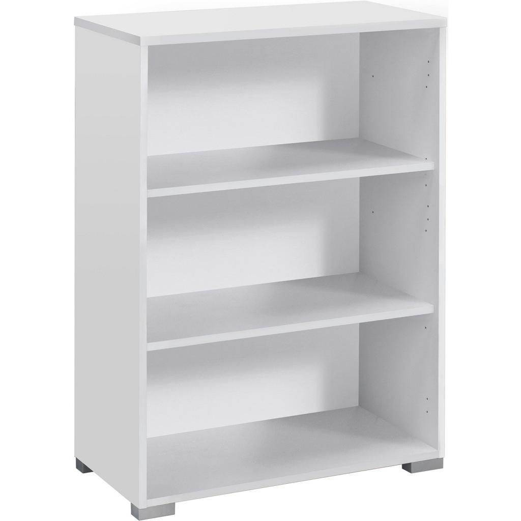 XXXL AKTENREGAL Weiß | Büro > Büroregale | Holzwerkstoff | XXXL Shop