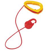 Big Bobby Car Seil - Gelb/Rot, Basics, Kunststoff (3/11,2/24cm) - BIG
