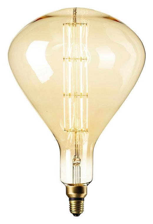 E27 - Goldfarben, LIFESTYLE, Glas (28,5/31/44cm)