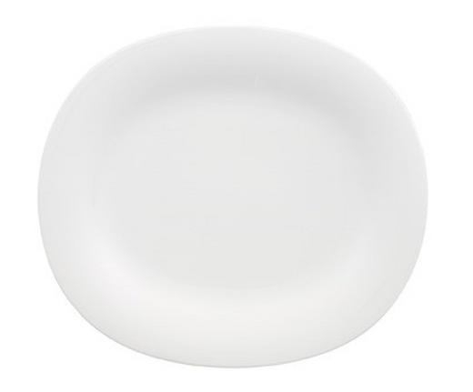 SPEISETELLER Keramik Porzellan - Weiß, Basics, Keramik (25/29cm) - Villeroy & Boch