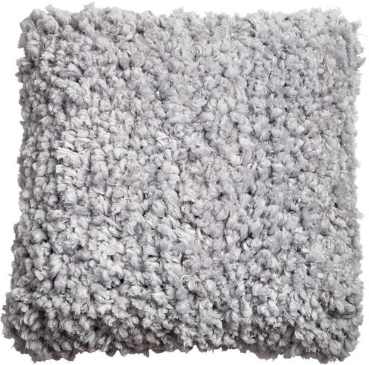 ZIERKISSEN - Hellgrau, Basics, Textil (50/50cm)