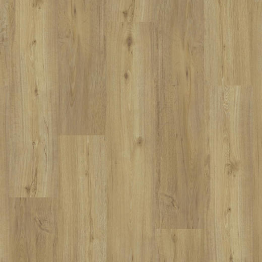 VINYLBODEN per  m² - Eichefarben, Design, Kunststoff (120,5/21,0/0,98cm) - Tilo