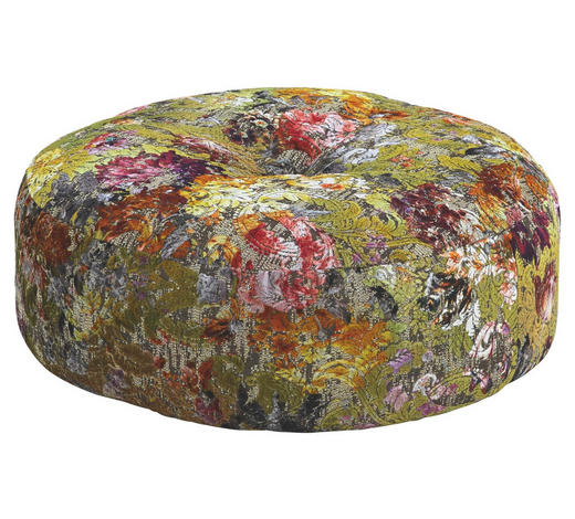 SITZKISSEN - Multicolor, Basics, Textil (68cm) - Bretz