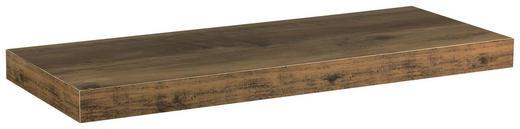 WANDBOARD Eichefarben - Eichefarben, Design (60/3,8/23,5cm) - Carryhome