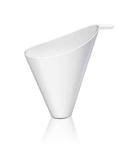 MILCHPULVERTRICHTER - Weiß, Basics, Kunststoff (17/10/5cm) - Reer