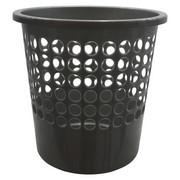 PAPIERKORB 10,0 l - Grau, Basics, Kunststoff (10,0l)