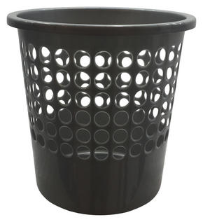 PAPPERSKORG - grå, Basics, plast (10,0l)