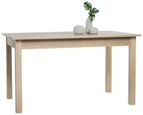 MATBORD - ekfärgad, Design, träbaserade material (140 (180)/80/76,5cm) - Carryhome