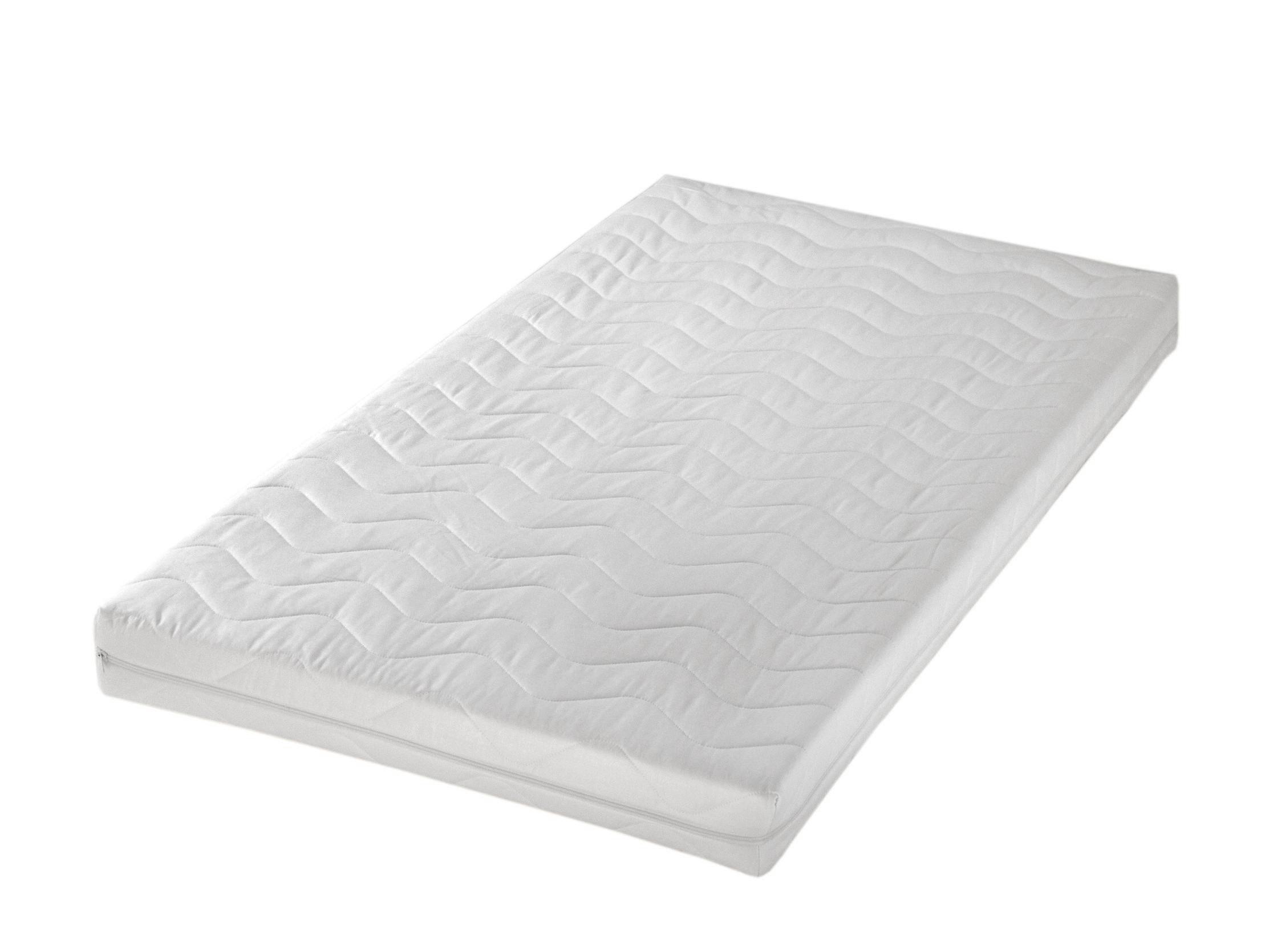 BARNSÄNGSMADRASS - vit, Basics, textil (70/140cm) - Träumeland