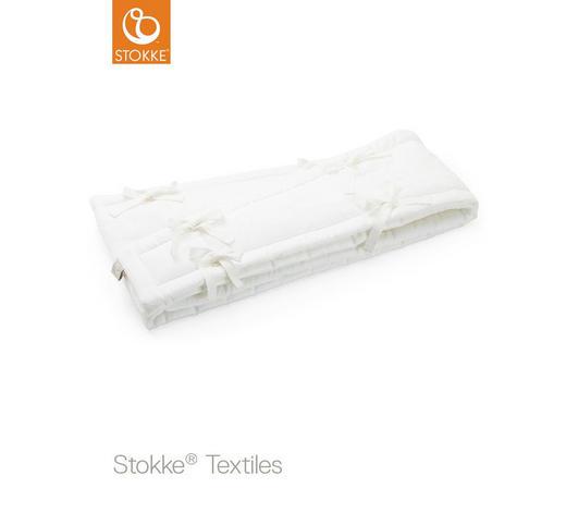 NESTCHEN Sleepi  - Weiß, Basics, Textil (28/28/10cm) - Stokke