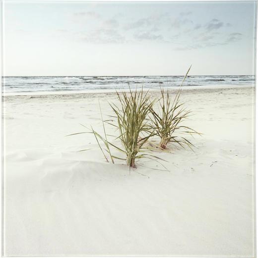 Landschaft & Natur, Strand & Meer GLASBILD - Multicolor, Basics, Glas (30/30/2,00cm) - EUROGRAPHICS
