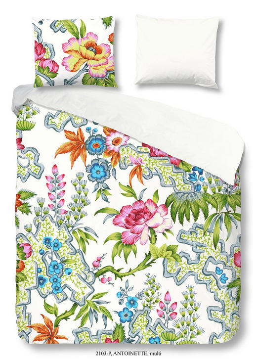 BETTWÄSCHE Renforcé Multicolor 200/200 cm - Multicolor, Trend, Textil (200/200cm)