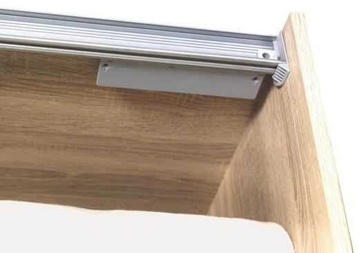 TÜRDÄMPFER 2-teilig Grau - Grau, Design, Kunststoff (18/1,5/5cm) - Cs Schmal