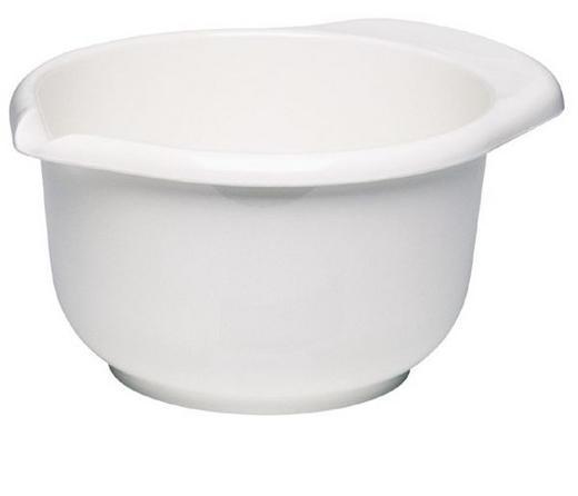 RÜHRSCHÜSSEL - Weiß, Basics, Kunststoff (3l) - EMSA