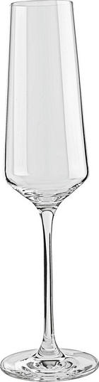 SEKTGLAS 280 ml Puccini - Transparent, Basics, Glas (7,20/26,00/7,20cm) - LEONARDO