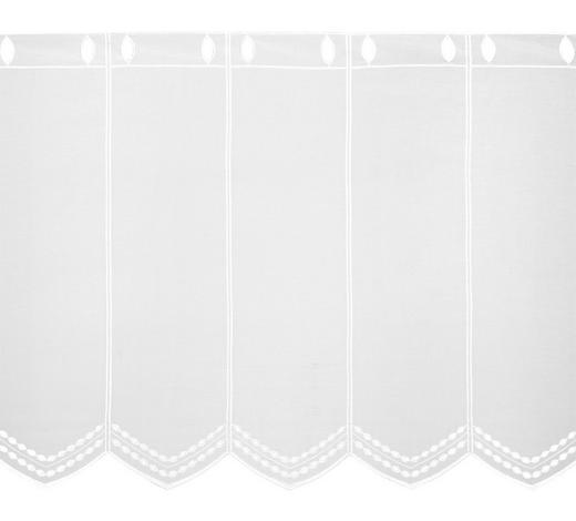 KURZGARDINE 45 cm - Creme, LIFESTYLE, Textil (45cm) - Esposa