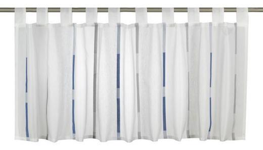 KURZGARDINE   140/48 cm - Blau, Basics, Textil (140/48cm) - Esposa