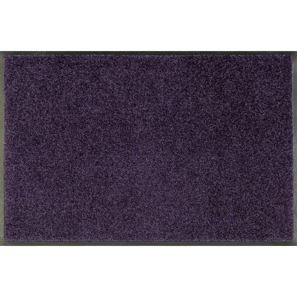 Esposa Fußmatte 40/60 cm uni violett