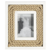 FOTORAHMEN in Weiß - Weiß, LIFESTYLE, Holzwerkstoff (13/16cm) - Ambia Home