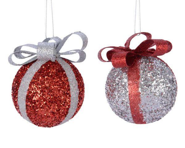 Christbaumkugeln Rose.Christmas Tree Ornaments Christmas Decorations Trees
