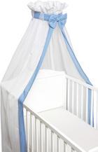BALDAHIN - bijela/plava, Basics, tekstil (20cm) - Fillikid