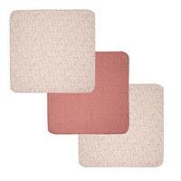MULLWINDELN Fabulous - Pink/Altrosa, Trend, Textil (70/70cm) - Bebe Jou