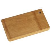 SCHNEIDEBRETT Holz Bambus - Braun, Basics, Holz (24/16/13cm) - WMF