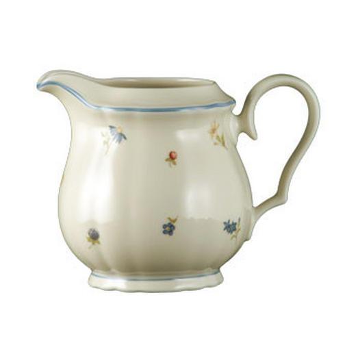 MILCHKRUG - Creme, Basics, Keramik (0,5l) - Seltmann Weiden