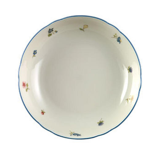 SALATSCHÜSSEL Porzellan Keramik - Creme, Basics, Keramik (16cm) - Seltmann Weiden