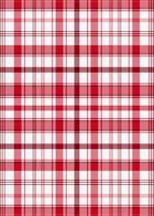 SET KRPA ZA POSUĐE - crvena, Konvencionalno, tekstil - Esposa