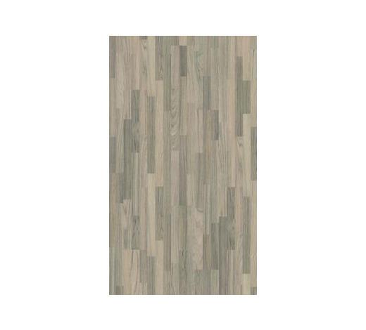 LAMINATBODEN Hellgrau, Teakfarben  per  m² - Hellgrau/Teakfarben, KONVENTIONELL, Holzwerkstoff (128,5/19,4/0,8cm) - Parador