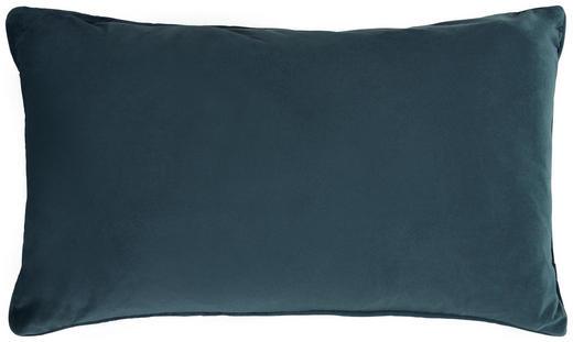 ZIERKISSEN 30/50 cm - Dunkelgrün, Basics, Textil (30/50cm) - Novel