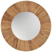 OGLEDALO - natur boje, Trend, staklo/drvo (60cm) - LANDSCAPE