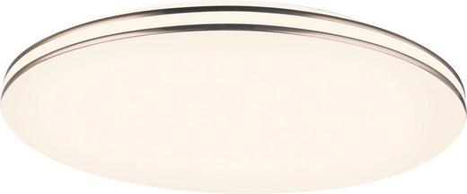 LED-DECKENLEUCHTE - Weiß, Basics, Kunststoff/Metall (79cm) - Novel