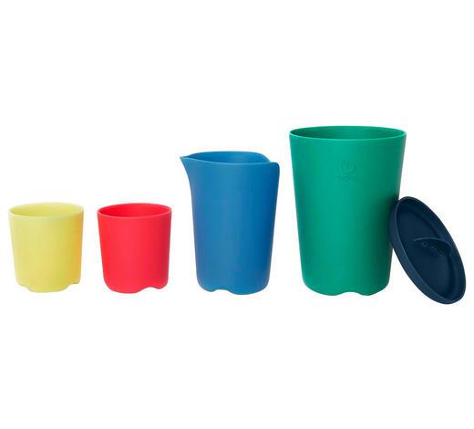 BADESPIELZEUG - Multicolor, Basics, Kunststoff (9/13cm) - Stokke