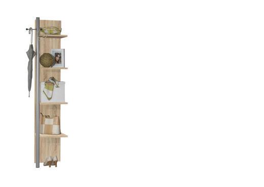 REGAL in Sonoma Eiche - Sonoma Eiche, Design, Holzwerkstoff (40/195/41cm) - Moderano