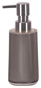 Seifenspender - Platinfarben, Design, Kunststoff (6,5/17,1/6,5cm) - Kleine Wolke
