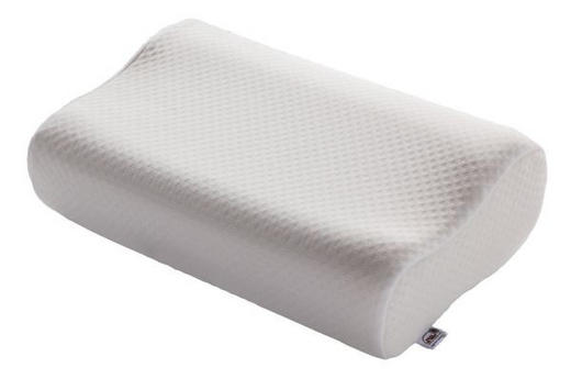JASTUK ZA VRAT - bijela, Design, tekstil (43/31/12cm) - LESNINA-XXXL