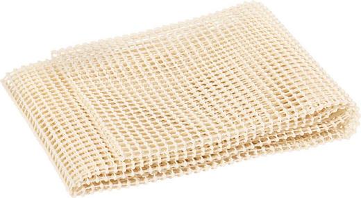 UNTERLAGSMATTE - Beige, Basics, Kunststoff (120 170 cm) - Homeware