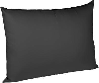 KISSENHÜLLE Schwarz 40/60 cm - Schwarz, Basics, Textil (40/60cm) - FLEURESSE