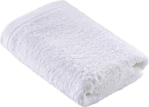 HANDTUCH 50/100 cm - Weiß, Basics, Textil (50/100cm) - CAWOE