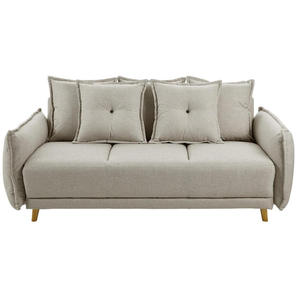 MID.YOU Dreisitzer-sofa webstoff beige