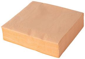 SERVETT - orange, Basics, papper (41,5/41,5/28,5cm) - Xxxlpack