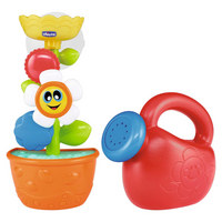 Badespielzeug - Multicolor, Basics, Kunststoff - Chicco