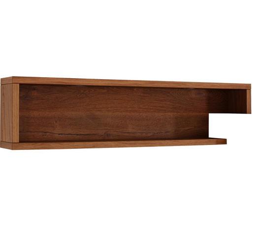 HÄNGEELEMENT in Eichefarben   - Eichefarben, Design, Holz/Holzwerkstoff (137/34/20cm) - Venjakob