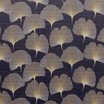 VORHANGSTOFF per lfm Verdunkelung  - Schwarz/Kupferfarben, KONVENTIONELL, Textil (140cm) - Esposa