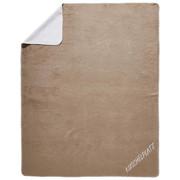 KUSCHELDECKE 150/200 cm - Taupe/Naturfarben, Design, Textil (150/200cm) - Novel