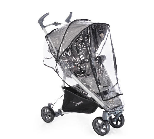Kinderwagenausstattung - Transparent, Basics, Kunststoff - TFK