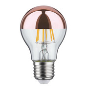 E27 LED ŽARNICA 28456 - prosojna/baker, Konvencionalno, steklo (6/10,4cm) - PAULMANN